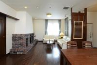 【ペットと泊まれる】スタンダードルーム|広々ドックランあり♪暖炉付きコテージ1泊2食♪
