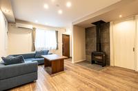 【ペットと泊まれる】Relax PET ONSEN_COTTAGE|温泉露天風呂&暖炉付1泊2食♪