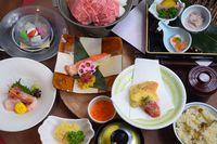 【記念日プラン】記念日を軽井沢1130の和会席でお祝い♪スパークリングワイン&デザートプレートで演出
