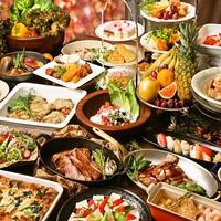 【春夏旅セール】リゾート満喫!美肌の湯&食べ放題の「嬬恋TANTO」バイキング