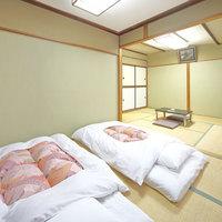 【素泊まり・和室】最大6名様までOK!家族やグループで仲良く大阪旅行