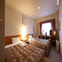 【夏旅セール】ツインルーム・・親子の宿泊にも嬉しい【添い寝無料】