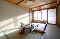 【お一人旅応援】加茂湖をのぞむ和室7.5畳 トイレ付