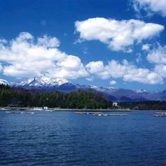 【楽天スーパーSALE】10%OFF 加茂湖を望む10畳!海鮮浜焼き付☆お料理グレードUP