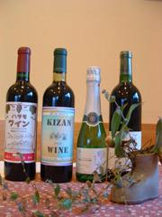 山中湖の夜をグラスワインとディナーを楽しむ