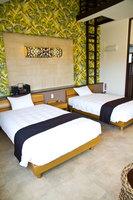石垣島ビーチ前ホテル!バリ風テイスト広々45㎡お部屋で気儘に過ごすマウンテンビューツイン/朝食なし