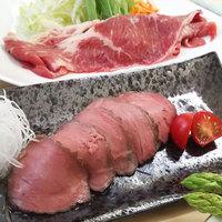 【お肉会席】鳥取のご当地大山牛・とっとん・大山ハーブ鶏をぜんぶ味わう欲張りプラン♪〔伯耆会席〕