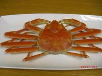 【冬季限定】夕食(鍋)プラスかに付プラン