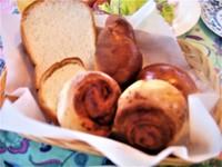 """【春限定】地元の桜そば・山菜を味わう♪はるうらら""""桜プラン""""♪温泉ジャクジー貸切♪高原の手作りパンも"""