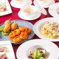 【2食付】あの名店の味が楽しめる!中華コースディナー付き♪スタンダードプラン