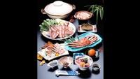 ≪冬の味覚◆松葉ガニ≫絶品!鳥取の冬旅はカニフルコースで決まり!本物の味をご賞味ください♪