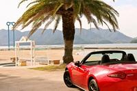 【1組限定】【夕・朝食付】オープンCAR 無料レンタル Mazdaロードスターしまなみドライブプラン