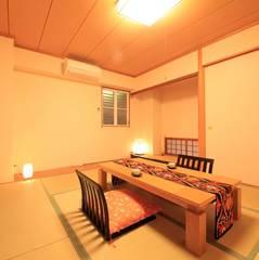 【朝食付き】温泉大浴場でのびのび♪一人旅でもOK!広々27畳以上の和洋室確約プラン