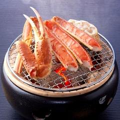 【何名様でも均一価格】かに2杯鍋・刺身に蟹味噌・焼きカニも!城崎物語コース♪<お部屋食>