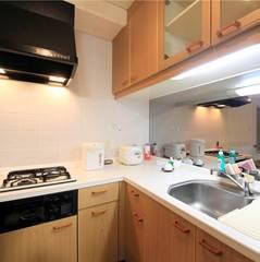 キッチン付 60平米和洋室/別荘のように利用可能!