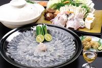 ◆冬のお手軽プラン◆ ふぐ料理のフルコース
