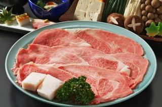 松阪肉すき焼き付きグルメプラン☆上肉