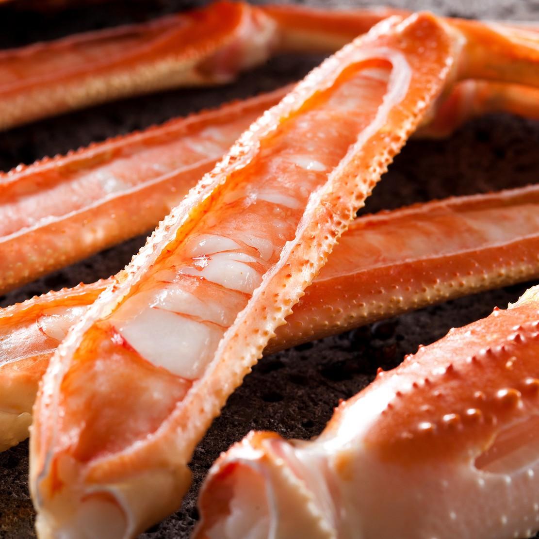 【★タグ付香住蟹★+遊コース】やっぱりカニを囲むとテンションUP♪一人一匹人気上昇中の香住蟹をぜひ★