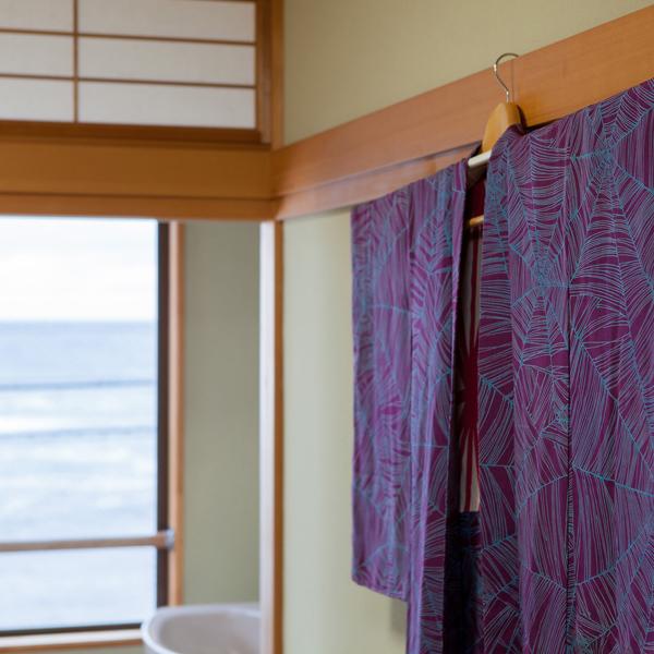 【素泊まり】五感をとぎ澄ます宿『海の音』体験☆ 城崎温泉で遊んだ後は癒しの宿で心も身体もリラックス♪
