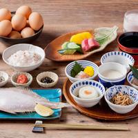 【1泊朝食コース】心と身体をキレイに★海の音オリジナル朝食付き♪