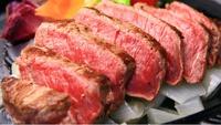 【国府御膳】贅沢な国産牛ステーキと6種のお造りのお料理に大満足♪料理長こだわりの厳選素材を堪能!