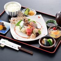 【お魚御膳】期間限定(9/1〜11/30まで)!新鮮なお造り・焼き魚を存分に★