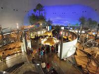 【夕食のみ+恐竜博物館チケット付】人気のテーマパークを楽々入場!お得にお手軽葵会席♪