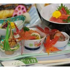 秋田のお酒(高清水)1合サービスが嬉しい2食つきプラン