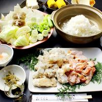 【春夏旅セール】☆しぐれホルモン鍋☆たっぷりおろしとうま出汁で食べる絶品鍋!
