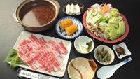 【楽天スーパーSALE】5%OFF★人気NO1★当館オリジナルの『UMEYA特製スタミナ鍋』