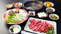 【楽天スーパーSALE】5%OFF【地元の名産☆但馬牛】贅沢!!究極のすき焼き鍋プラン♪
