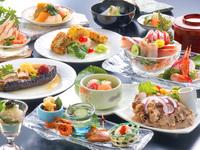 「ふくしまプライド。」夕食は料理長へおまかせプラン 海と緑に囲まれたホテルで休日を♪