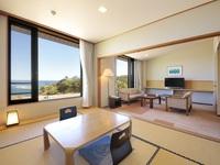 セミスウィートでのんびり☆ワンランク上の「特別室」でいつもとは違う休日を満喫!