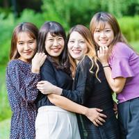 気の合う友達とワイワイ楽しくお泊り女子会☆女性に嬉しい3大特典付プラン♪
