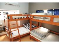 Room4 ドミトリー 男性部屋 4人