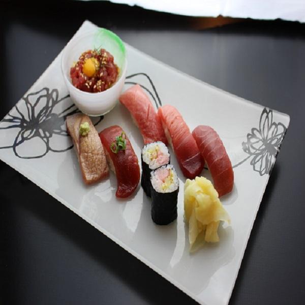【スタンダード】四季を感じる旬感旅行★ユペツ笑旅浪漫譚♪<蝦夷前寿司を堪能☆寿司コース−笑−>