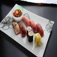 【楽天トラベル2020ブロンズアワード受賞記念】夕食時お好きなドリンク1杯付!蝦夷前寿司を堪能