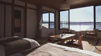 【桜草】源泉露天風呂付客室 スタンダードタイプ5階 502