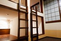 4 bed Dormitory 男女混合4ドミトリー
