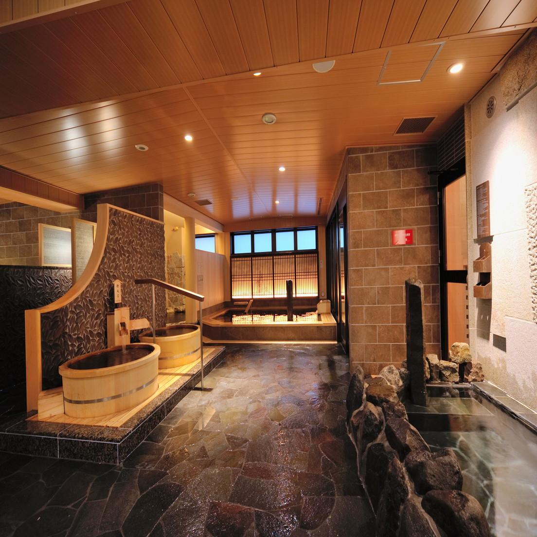 【素泊り】天然温泉大浴場完備!癒しのシンプルステイプラン☆