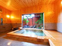 【信】内湯・露天風呂付き離れの一軒家(メゾネット・和室)
