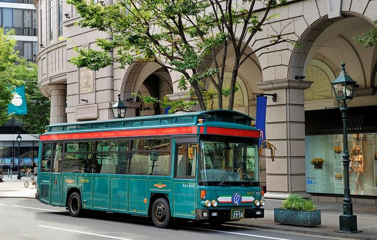 【走る神戸の街並み、観光とグルメを満喫】シティー・ループ1日乗車券付きプラン 朝食付き