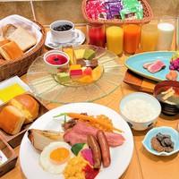 【ホテルモントレ神戸の朝食バイキング付き】宿泊プラン
