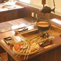 【デラックス串焼きコース】食いしん坊さんもOK!串焼きボリュームアップ(2食付)