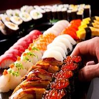 【黒毛和牛ステーキ・しゃぶしゃぶ・鮮魚姿造り・お寿司】豪華バイキング食べ飲み放題90分♪