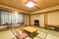 【禁煙】和室四人部屋(バス無し)