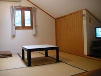 ロフトが畳の和洋室