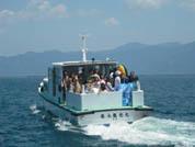 【素泊まり】敦賀半島の先端に浮かぶ「水島」に一番近い宿☆遊三閣にステイ