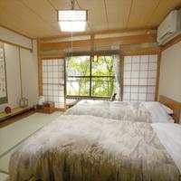 ツインベッド 和室8畳(禁煙)