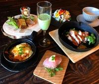 【食事付】一棟貸切★鹿児島産黒毛和牛と京都産地場野菜のフルコースディナープランAコース